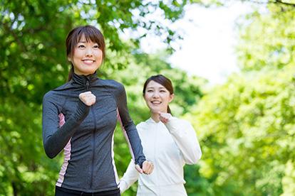 運動不足やダイエット