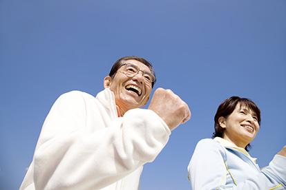 高齢者の筋力低下防止