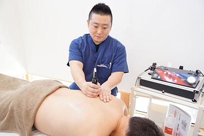 メディセル筋膜療法 当院での施術方法